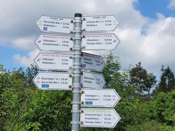 2020-06 Singles-unterwegs Hochrhöntour Thüringer Hütte